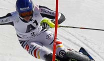 Starkes Slalom-Finale: Neureuther und Dopfer top. Starkes Saisonfinale von Felix Neureuther (Quelle: Reuters)