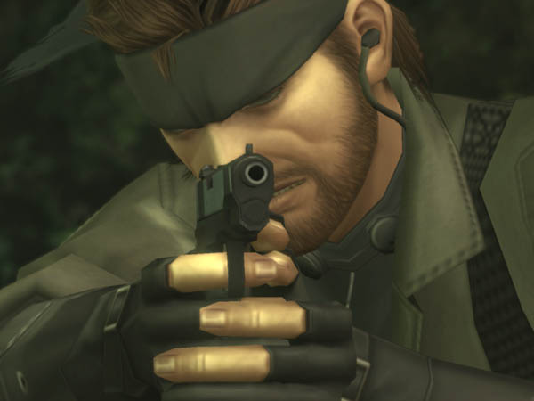 Metal Gear Solid HD Collection (Quelle: Konami)
