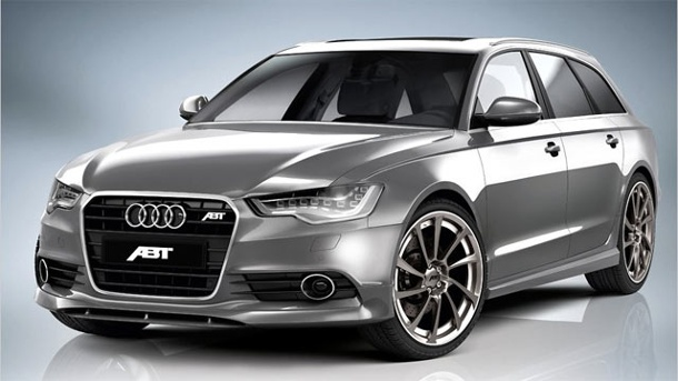 audi a6 tuning abt as6 avant powert mit bis zu 420 ps. Black Bedroom Furniture Sets. Home Design Ideas