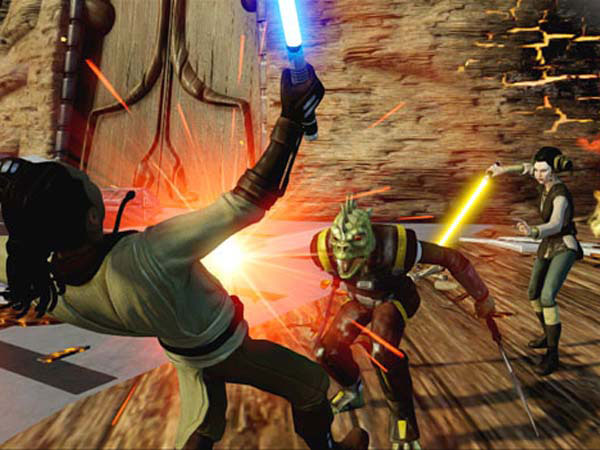Kinect Star Wars (Quelle: Microsoft)