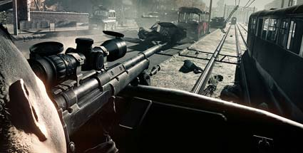Sniper: Ghost Warrior 2 startet im August. Sniper: Ghost Warrior 2 (Quelle: City Interactive)