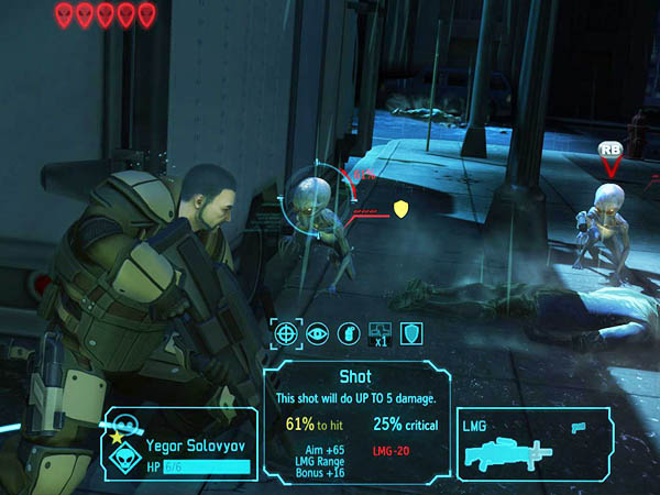 Xcom: Enemy Unknown (Quelle: 2K Games)