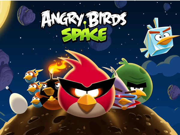 Angry Birds Space (Quelle: Rovio Entertainment)