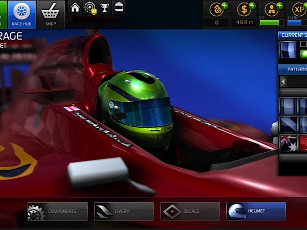 F1 Online Rennspiel-Management-Simulation von Codemasters für PC (Quelle: Codemasters)