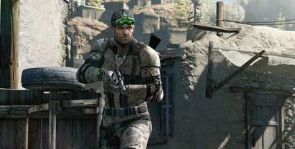 """Splinter Cell: Blacklist"" wird kein Shooter. Splinter Cell Blacklist (Quelle: Ubisoft)"