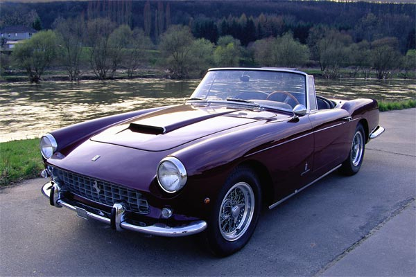 ferrari 250 cabrio 1. Black Bedroom Furniture Sets. Home Design Ideas