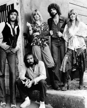 Die besten Songs der 70er Jahre  Platz 2: Fleetwood Mac - Go Your Own Way  (1976) (Quelle: dapd)