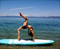 YOW – Yoga on the Water. (Quelle: KGK/Boga Yoga)