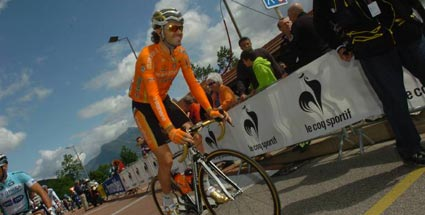 Tour de France 2012: Euskaltel im Check. Samuel Sanchez (Quelle: imago)