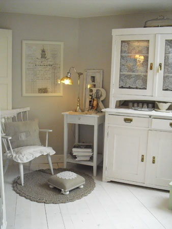 Shabby-Chic in Weiß | 2