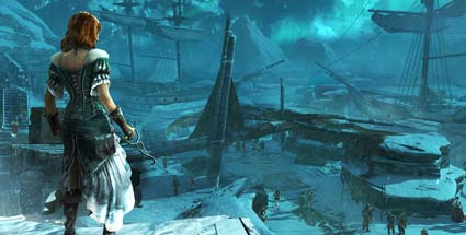 Assassin's Creed 3: Kein Multiplayer-Betatest geplant. Assassin's Creed 3 (Quelle: Ubisoft)