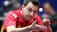 . Timo Boll wieder fit (Quelle: dpa)