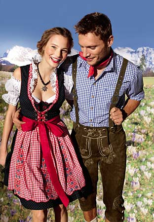 Traditional Austrian Clothing For Women