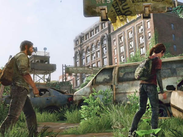 The Last of Us (Quelle: Naughty Dog / Sony)