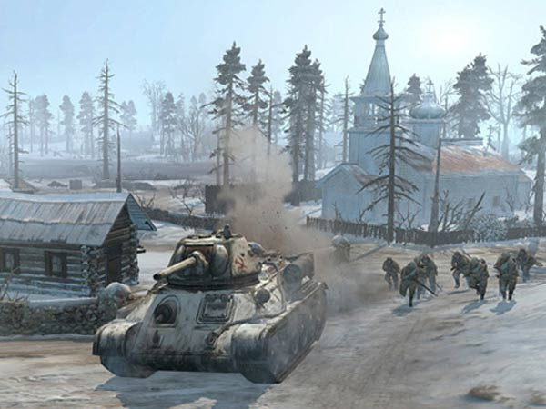 Company of Heroes 2 (Quelle: THQ)