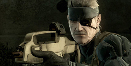 Reportage 25 Jahre Metal Gear Solid: Happy Birthday, Snake. 25 Jahre Metal Gear Solid: Happy Birthday, Snake (Quelle: Konami)