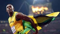 . Bolt holt Staffel-Gold (Quelle: dpa)
