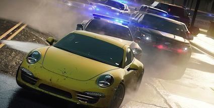 """Need for Speed: Most Wanted"": Ultimate Speed Pack bringt neue Autos. Need for Speed: Most Wanted (Quelle: Electronic Arts)"