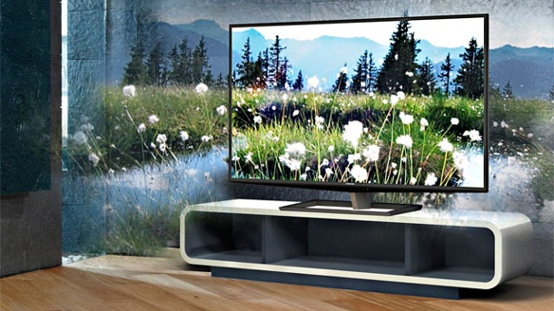 so gut ist 3d fernsehen ohne brille. Black Bedroom Furniture Sets. Home Design Ideas