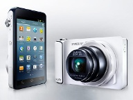 Samsung Galaxy Camera (Quelle: Hersteller)