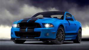 Neuer Shelby GT 500 (Foto: Car News Tv)