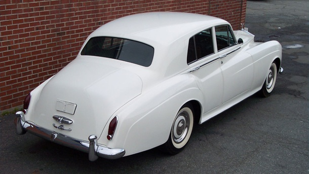Rolls Royce Silver Cloud: Britisch wie der Buckingham Palast. Rolls Royce Silver Cloud (Quelle: Fantasy Junction)