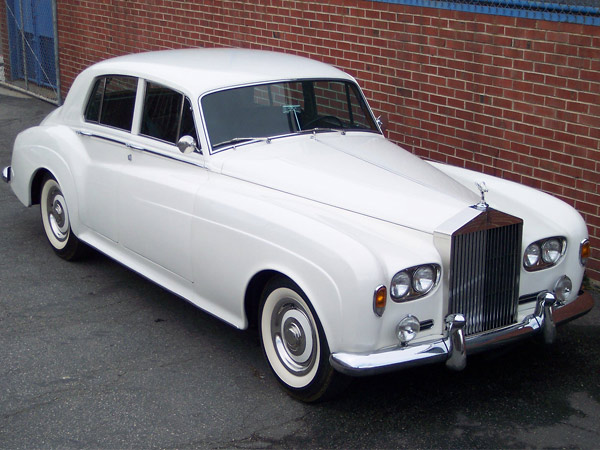 Rolls Royce Silver Cloud (Quelle: Fantasy Junction)