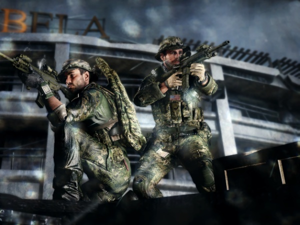 Medal of Honor: Warfighter (Quelle: EA)