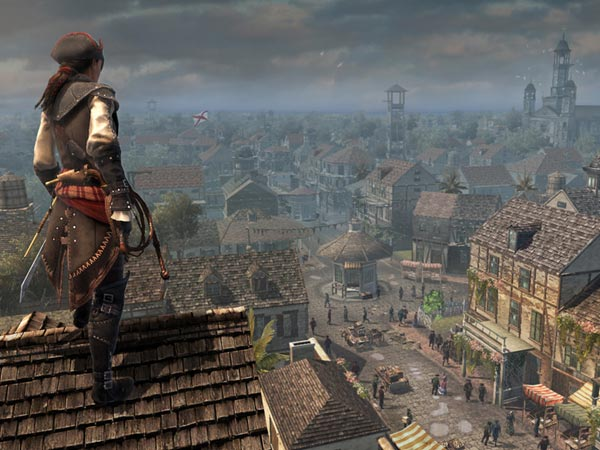 Assassin's Creed 3 Liberation (Quelle: Ubisoft)