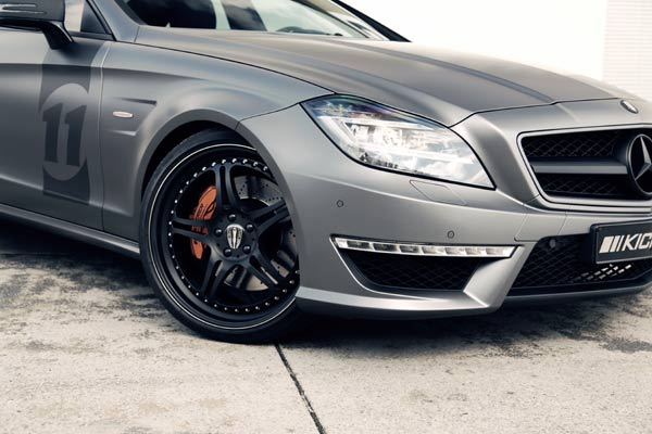 Kicherer Mercedes CLS 63 Yachting (Quelle: Hersteller)