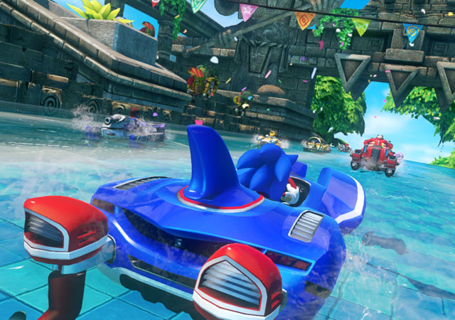 Sonic & Sega All-Stars Racing Transformed (Quelle: Sega)