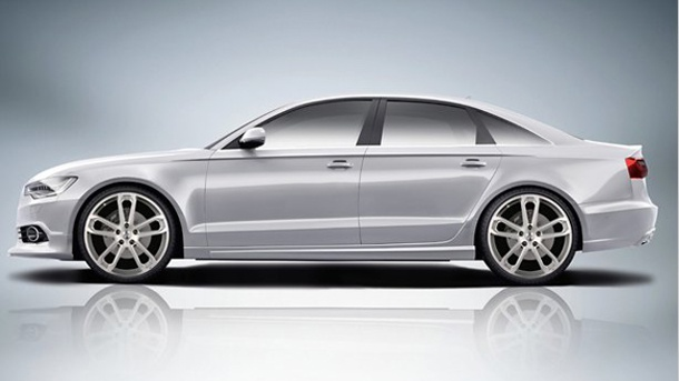 Abt Audi AS6: 700 Newtonmeter im Audi A6. Abt Audi AS6 (Quelle: Hersteller)