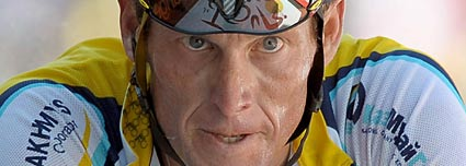 Lance Armstrong ist am Ende. (Quelle: dpa)