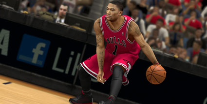Spieletest zur Basketball-Sportsimulation NBA 2K13 von 2K Sports. NBA 2K13 Basketball-Simulation (Quelle: 2K Sports)