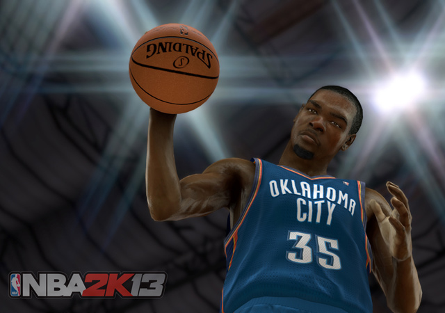 NBA 2K13 Basketball-Simulation von 2K Sports (Quelle: 2K Sports)