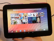 Google Nexus 10 (Quelle: AP/dpa)