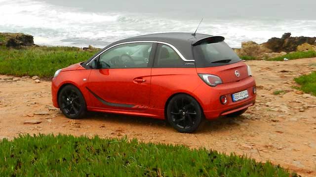 opel adam im autotest einer wie keiner. Black Bedroom Furniture Sets. Home Design Ideas