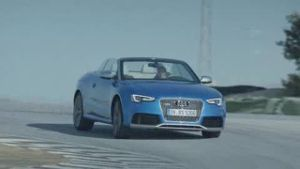 Audi RS 5 Cabrio (Screenshot: Car News)