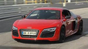Audi R8 V10: Unverschämt gut (Screenshot: United Pictures)