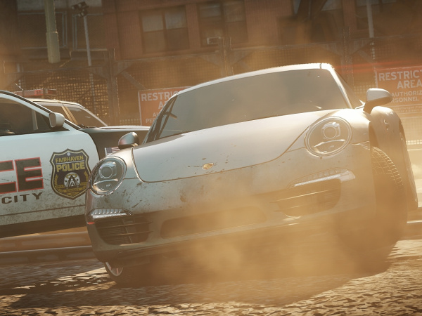 Need for Speed: Most Wanted Rennspiel von EA für PC, PS3 und Xbox 360 (Quelle: Electronic Arts)