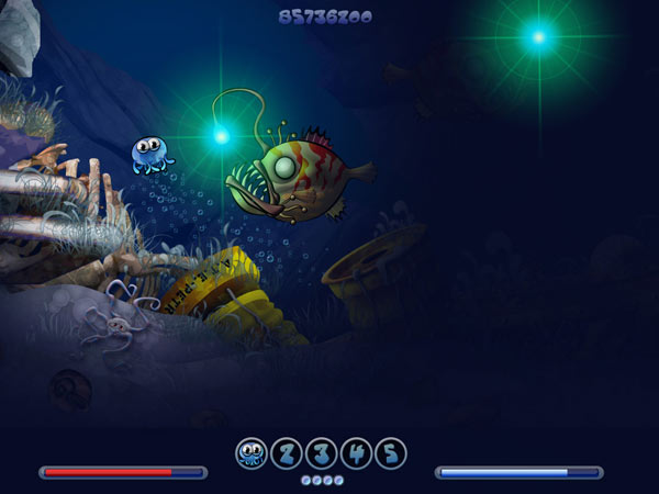 Jellyfish: Download-Game für Windows 8 (Quelle: ATE Software)