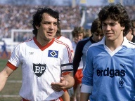 HSV-Legende Felix Magath. (Quelle: imago images)