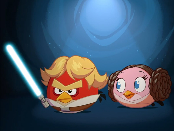 Angry Birds Star Wars (Quelle: Rovio)
