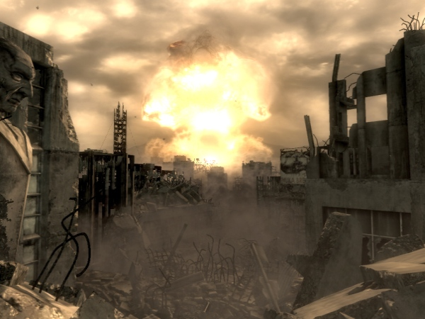 Feel Bad Game: Fallout 3 (Quelle: Bethesda)