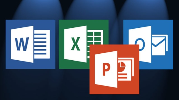 Office 2013 Professional: Demo-Version als Download verfügbar. Office 2013 Professional Plus mit Word, Excel, Outlook und PowerPoint (Quelle: t-online.de)