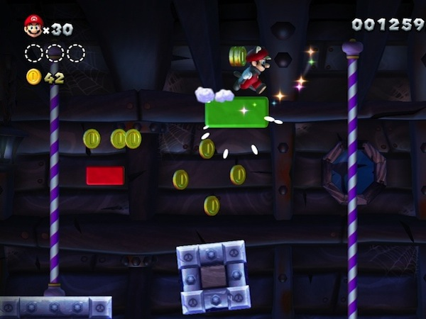 New Super Mario Bros U (Quelle: Nintendo)