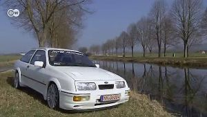Ford Cosworth im Portrait (Screenshot: Deutsche Welle)