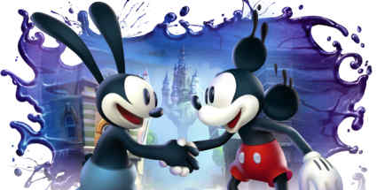Epic Mickey 2: Entwicklerstudio Junction Point geschlossen. Disney Epic Mickey 2: Die Macht der Zwei (Quelle: Disney Interactive)