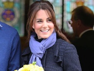 Platz 9: Kate Middleton (Quelle: imago/Stephen Lock)