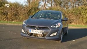 Der Hyundai i30 cw (Screenshot: Deutsche Welle)